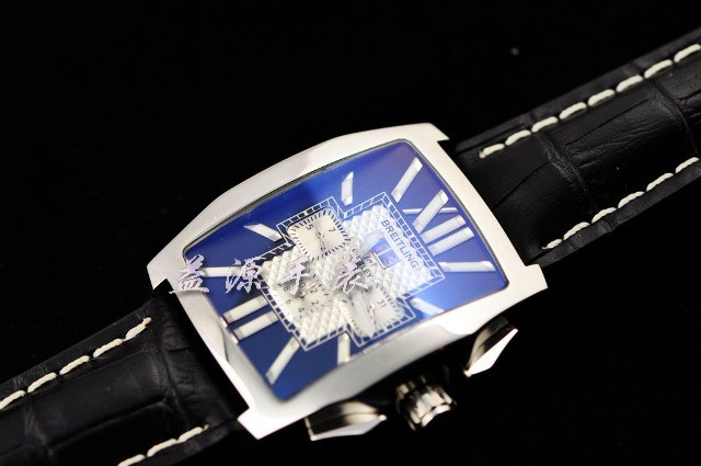 Breitling Watch  00231 Men's All-steel Wristwatches