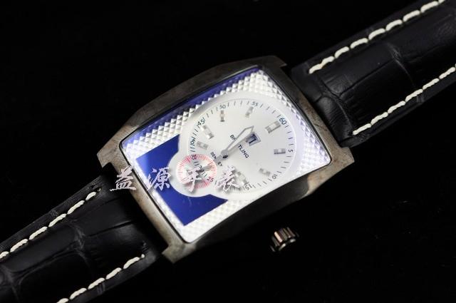 Breitling Watch  00235 Men's All-steel Wristwatches