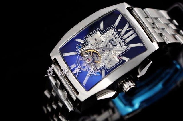 Breitling Watch  00246 Men's All-steel Wristwatches