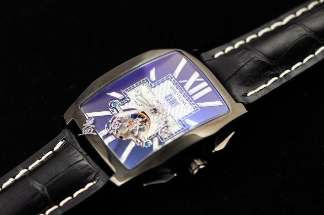 Breitling Watch  00263 Men's All-steel Wristwatches