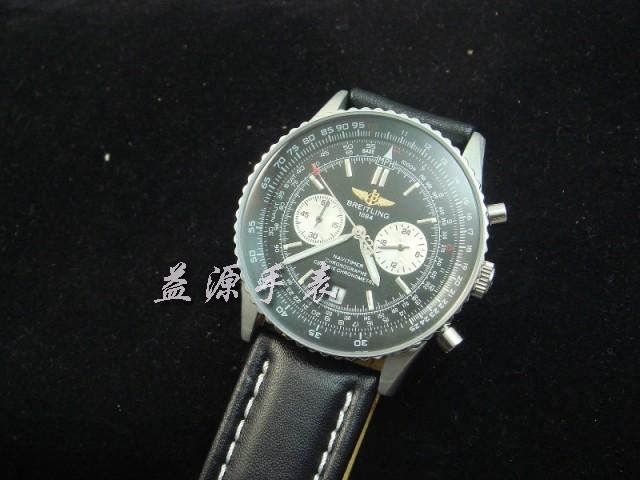 Breitling Watch  00267 Men's All-steel Wristwatches