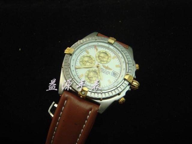 Breitling Watch  00269 Men's All-steel Wristwatches
