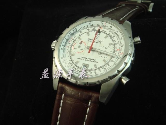 Breitling Watch  00274 Men's All-steel Wristwatches