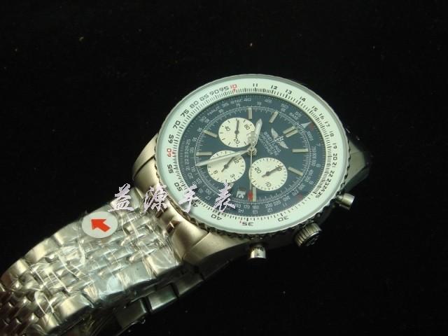 Breitling Watch  00277 Men's All-steel Wristwatches