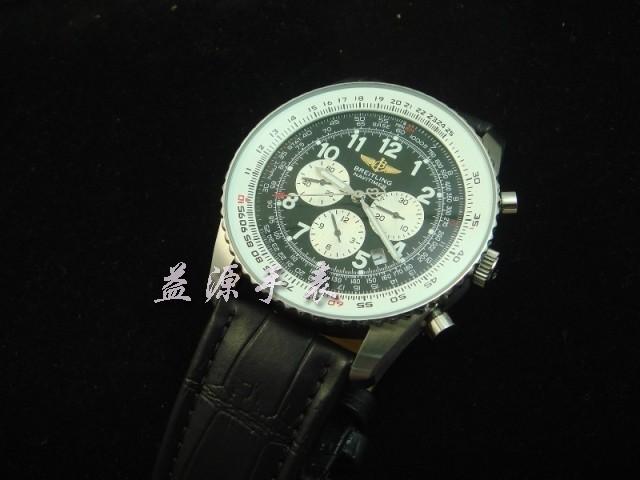Breitling Watch  00280 Men's All-steel Wristwatches