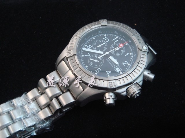 Breitling Watch  00281 Men's All-steel Wristwatches