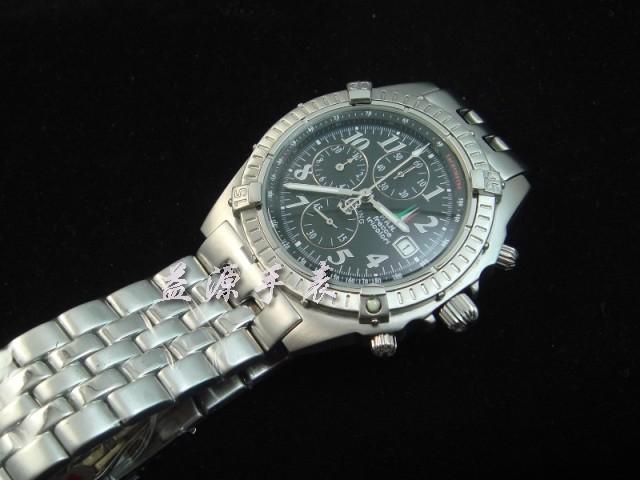 Breitling Watch  00282 Men's All-steel Wristwatches