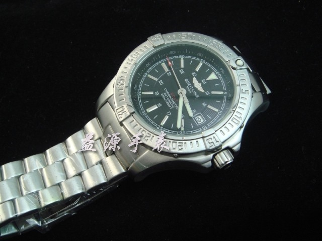 Breitling Watch  00284 Men's All-steel Wristwatches
