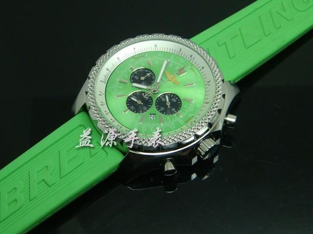Breitling Watch  00288 Men's All-steel Wristwatches