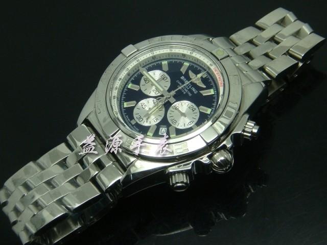 Breitling Watch  00301 Men's All-steel Wristwatches
