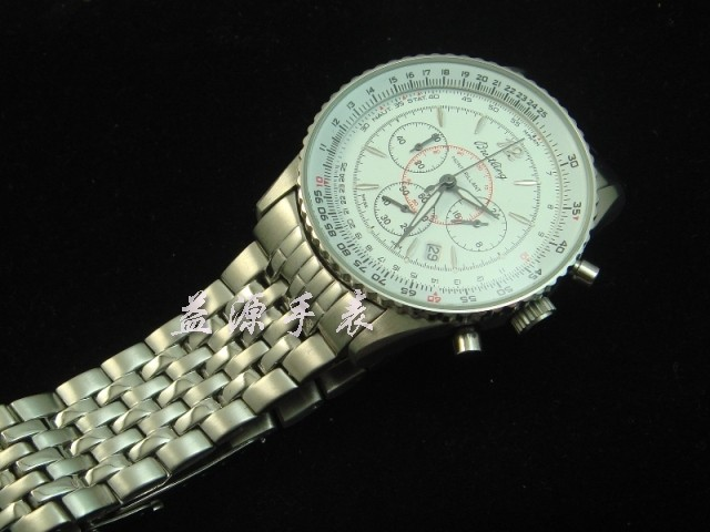 Breitling Watch  00311 Men's All-steel Wristwatches