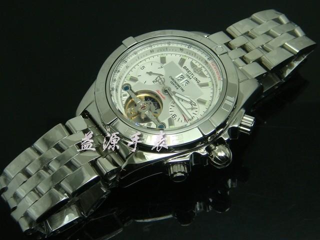 Breitling Watch  00330 Men's All-steel Wristwatches