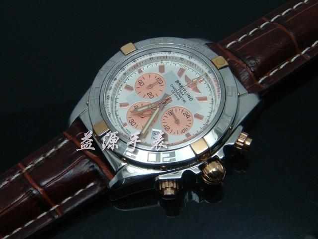 Breitling Watch  00332 Men's All-steel Wristwatches
