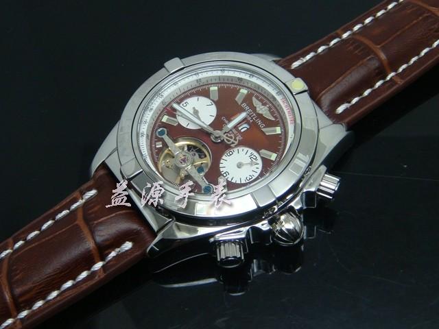 Breitling Watch  00336 Men's All-steel Wristwatches
