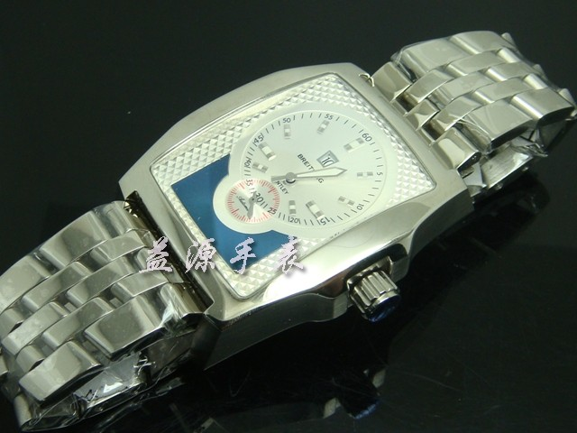 Breitling Watch  00341 Men's All-steel Wristwatches