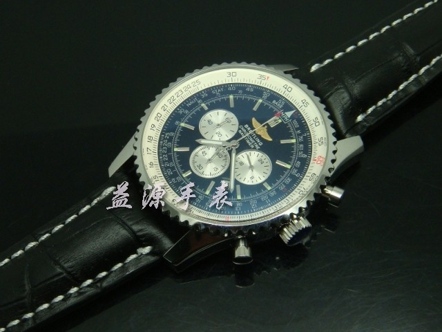 Breitling Watch  00355 Men's All-steel Wristwatches