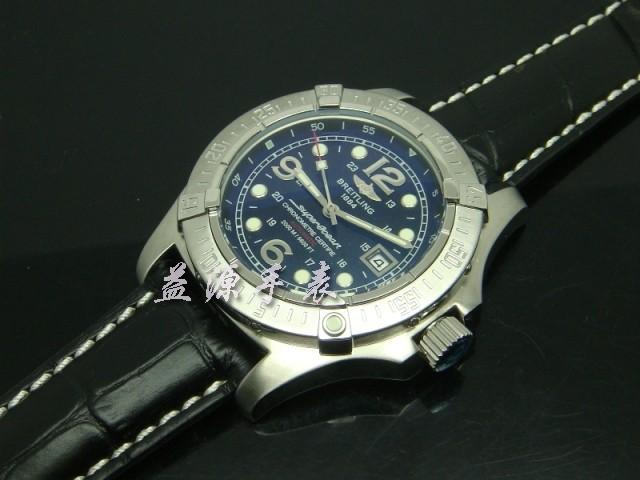 Breitling Watch  00359 Men's All-steel Wristwatches