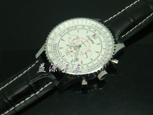 Breitling Watch  00360 Men's All-steel Wristwatches