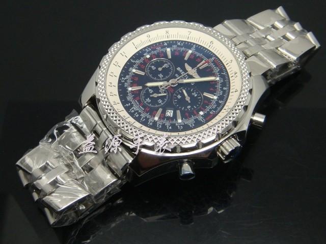 Breitling Watch  00372 Men's All-steel Wristwatches