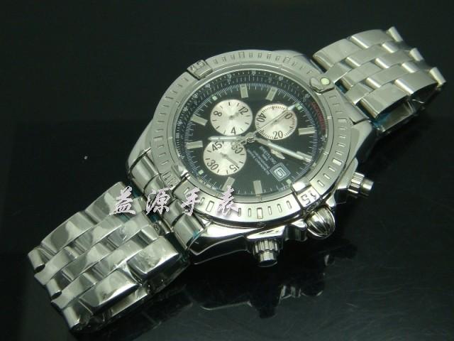 Breitling Watch  00373 Men's All-steel Wristwatches