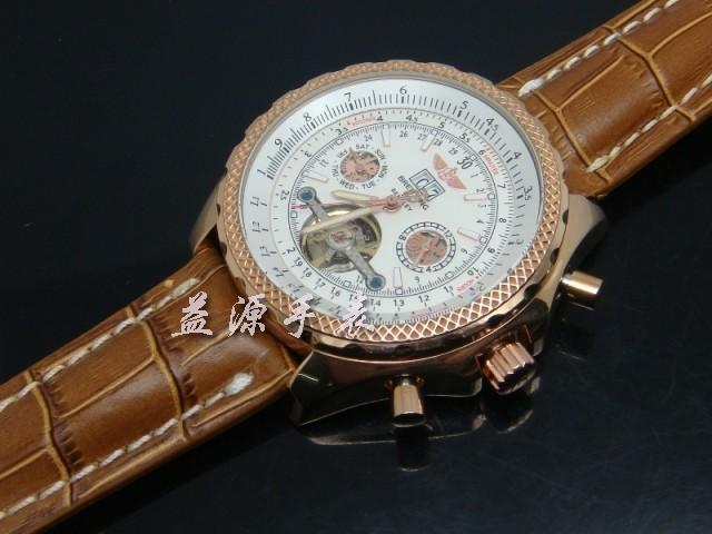Breitling Watch  00378 Men's All-steel Wristwatches