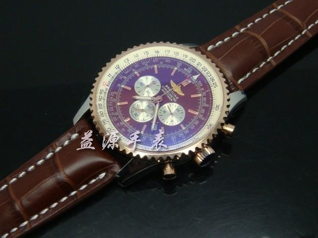 Breitling Watch  00379 Men's All-steel Wristwatches