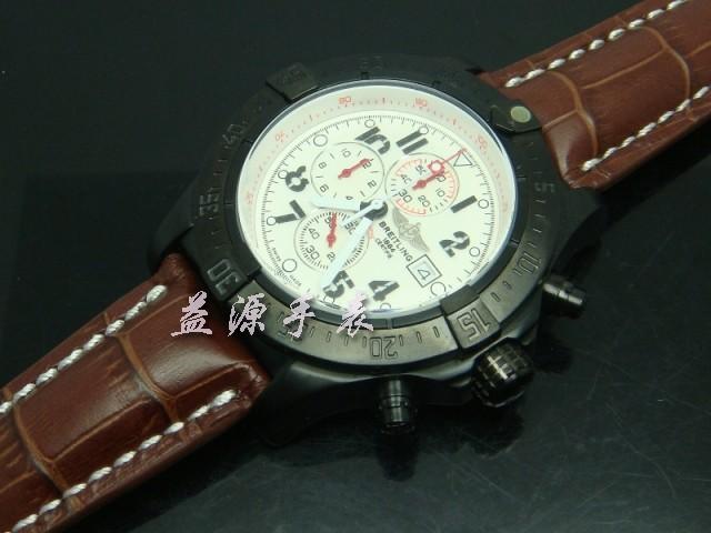Breitling Watch  00386 Men's All-steel Wristwatches