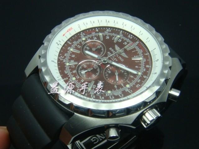 Breitling Watch  00390 Men's All-steel Wristwatches