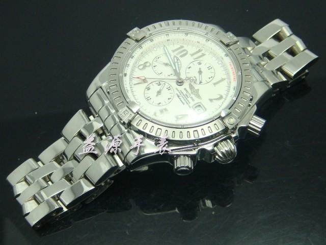 Breitling Watch  00396 Men's All-steel Wristwatches