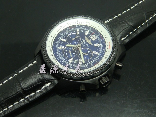 Breitling Watch  00411 Men's All-steel Wristwatches