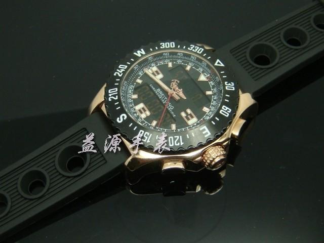 Breitling Watch  00412 Men's All-steel Wristwatches