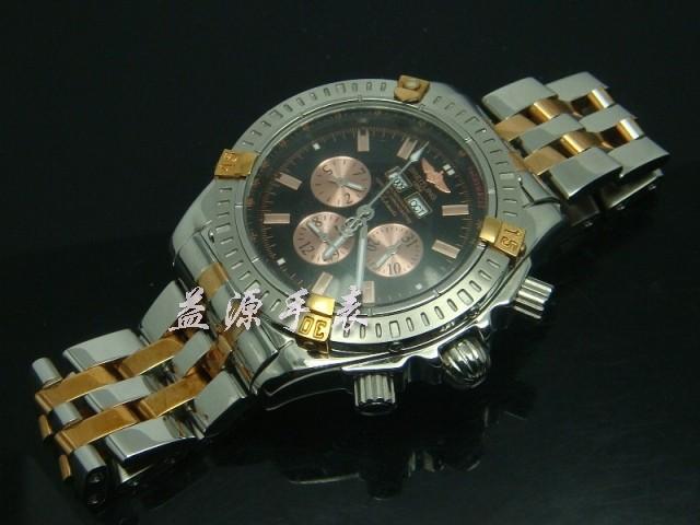 Breitling Watch  00422 Men's All-steel Wristwatches