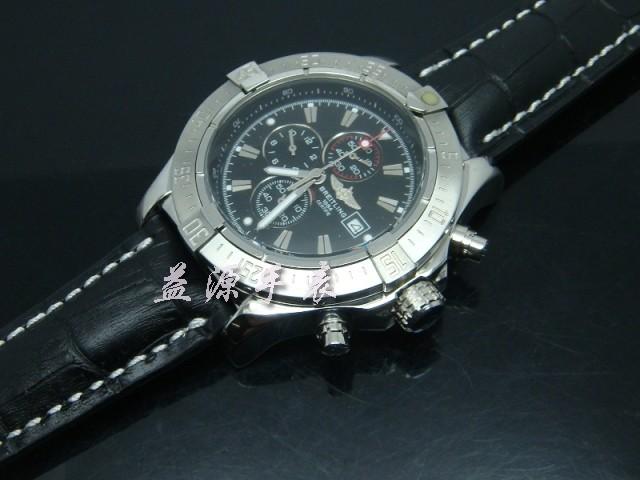 Breitling Watch  00426 Men's All-steel Wristwatches