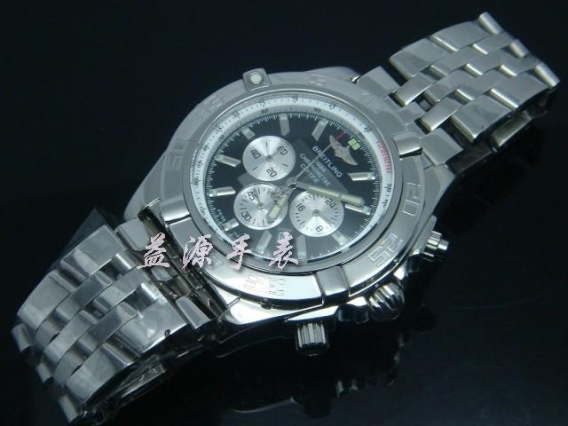 Breitling Watch  00436 Men's All-steel Wristwatches