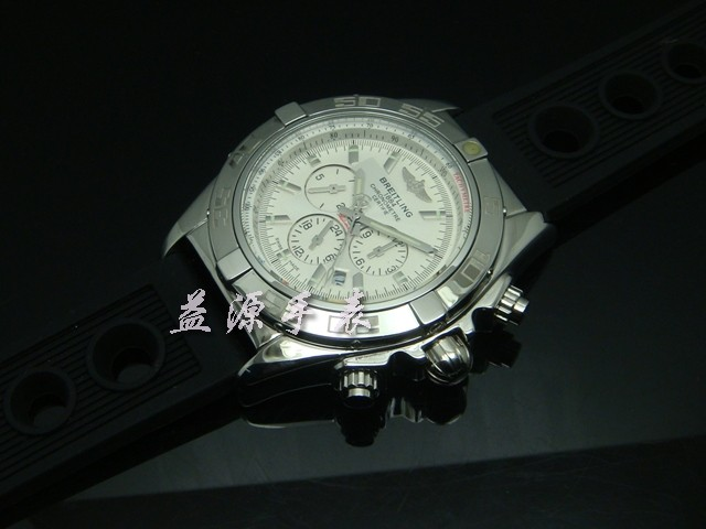 Breitling Watch  00437 Men's All-steel Wristwatches