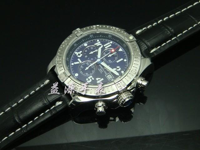 Breitling Watch  00440 Men's All-steel Wristwatches