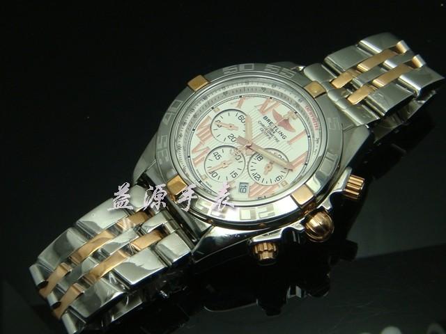 Breitling Watch  00445 Men's All-steel Wristwatches
