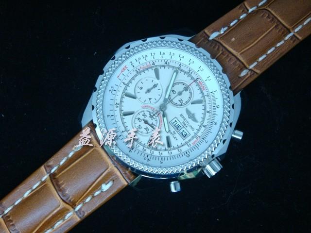 Breitling Watch  00447 Men's All-steel Wristwatches