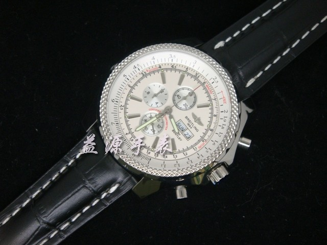 Breitling Watch  00448 Men's All-steel Wristwatches