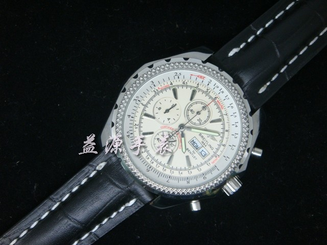 Breitling Watch  00450 Men's All-steel Wristwatches