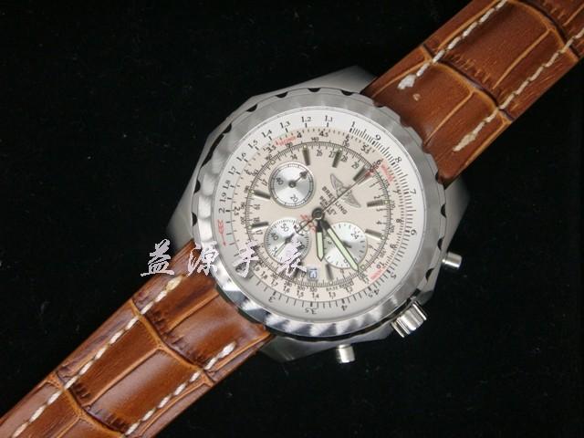 Breitling Watch  00453 Men's All-steel Wristwatches