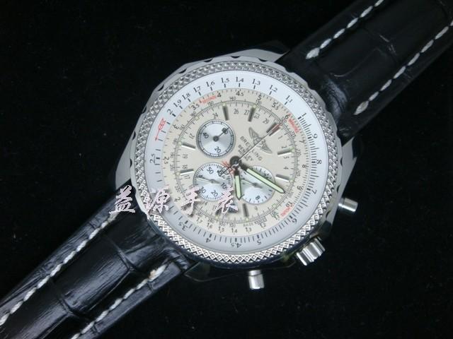 Breitling Watch  00459 Men's All-steel Wristwatches