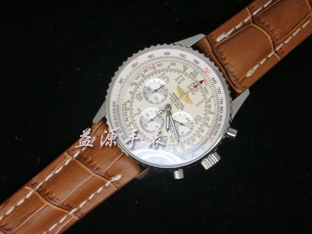 Breitling Watch  00462 Men's All-steel Wristwatches