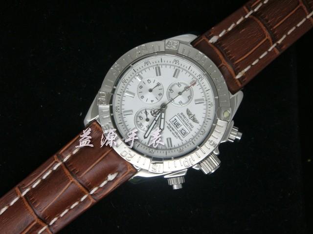 Breitling Watch  00470 Men's All-steel Wristwatches