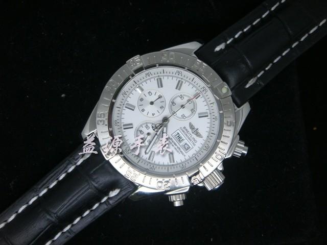 Breitling Watch  00471 Men's All-steel Wristwatches