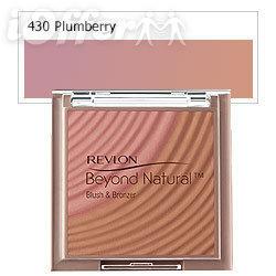 Revlon Beyond Natural Blush & Bronzer 430 Plumberry