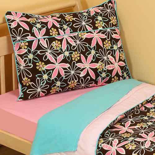 Lizzy Floral Toddler Bedding Complete Set *NEW*