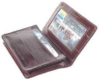 Genuine Soft Eel Skin Card Case *NEW*