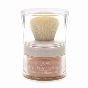 L'Oreal Bare Naturale Mineral Finish Powder Rose 403