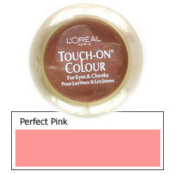 Loreal Touch-On Colour for Eyes & Cheeks Perfect Pink